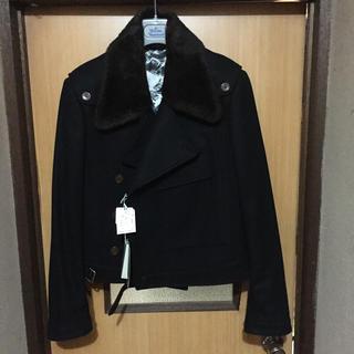 ヴィヴィアンウエストウッド(Vivienne Westwood)のVivienne Westwood MAN Short Coat Italy m(チェスターコート)