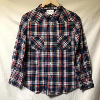 ニコアンド(niko and...)のニコアンド チェックシャツ シャツ Mサイズ(シャツ/ブラウス(長袖/七分))