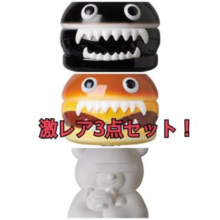 希少3点セット UNDERCOVER HAMBURGER BEAR LAMP(その他)
