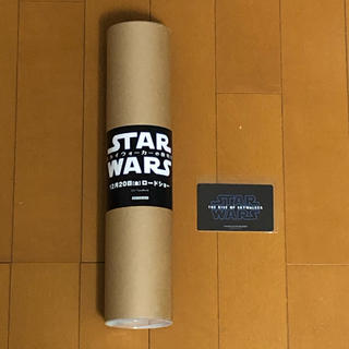 ディズニー(Disney)の東京コミコン スターウォーズ  STAR WARS ムビチケ&特大絵巻(洋画)