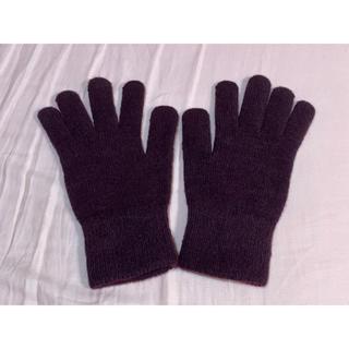 ユニクロ(UNIQLO)のUNIQLO ユニクロ ヒートテックニットグローブ(手袋)