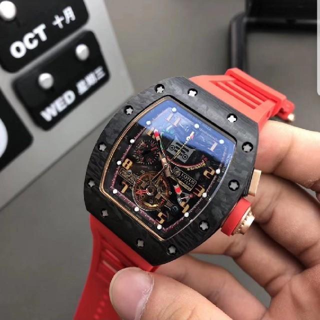 ソウル ブランド スーパーコピー 時計 - RICHARD MILLE リシャールミル RM 50-01 LOTUS F1の通販 by Yuki & Co.,