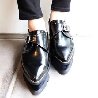 ムルーア(MURUA)のベロアソールローファー(ローファー/革靴)
