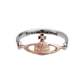 ヴィヴィアンウエストウッド(Vivienne Westwood)の美品 オーブ リング(リング(指輪))