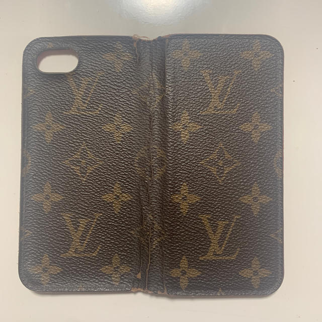 LOUIS VUITTON - iPhoneケース7/8 LOUIS VUITTONの通販