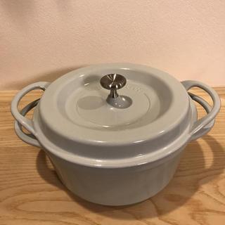 バーミキュラ(Vermicular)のバーミキュラ サイズ22(鍋/フライパン)