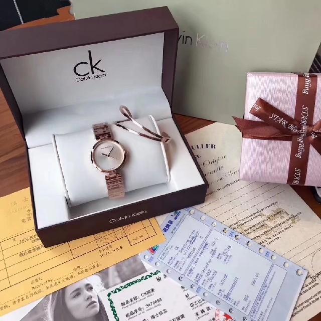 Calvin Klein - ウオッチの通販