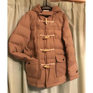 イッカ(ikka)の中古☆軽い暖かいコート☆iKKa XLサイズ(ダウンコート)