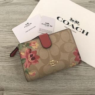 コーチ(COACH)のcoach 財布 折りたたみ 値下げ中!!!(折り財布)