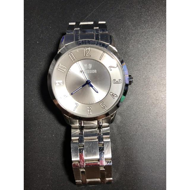 MacGregor - McGREGORのアナログ時計の通販