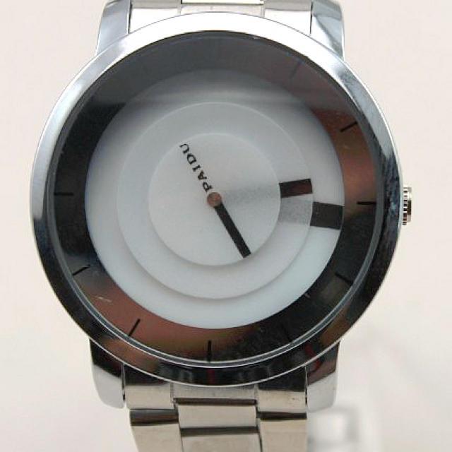 訳あり⚡️JIALISI/PAIDUメンズ腕時計!ディーゼル、ウブロファン必見!の通販