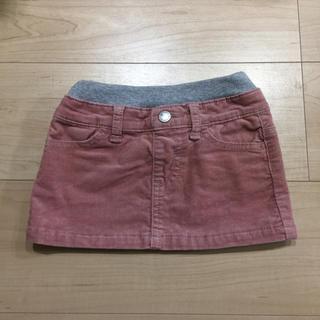 ニシマツヤ(西松屋)の西松屋  キッズ  ミニスカート  80(スカート)
