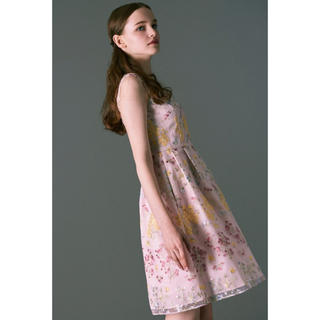 トッカ(TOCCA)の ❁TOCCA GARDEN FLOWER ドレス サイズ0 新品 宝塚コラボ❁(その他)
