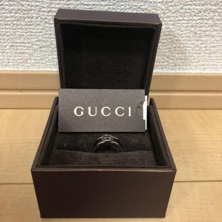 グッチ(Gucci)のグッチ 指輪 インターロッキングGチャーム(リング(指輪))