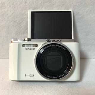 CASIO - 自撮りもできる!CASIO EXILIM デジタルカメラ EX-ZR1000