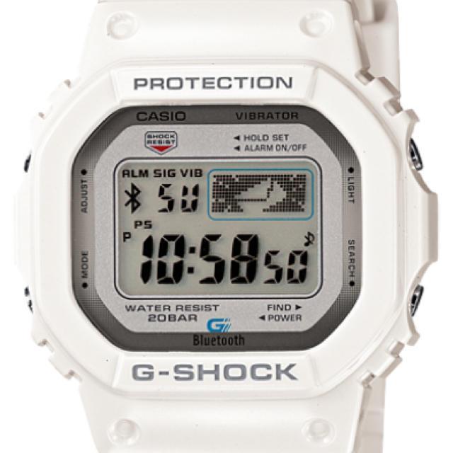 G-SHOCK - G-SHOCK  GB-5600AA-7JF  白 カシオの通販