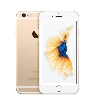 アイフォーン(iPhone)のiPhone6s GOLD 128GB  au(スマートフォン本体)