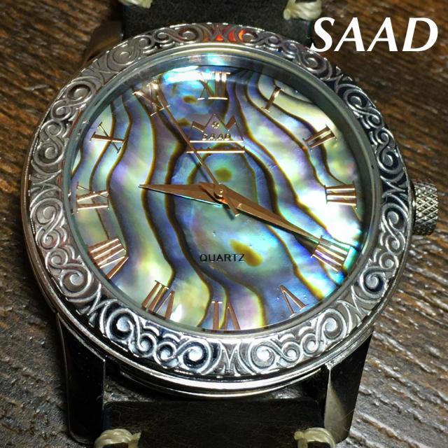 SAAD シェル 腕時計 最終値下げ‼️の通販