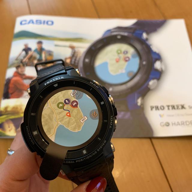 CASIO - 腕時計 casio protrekの通販