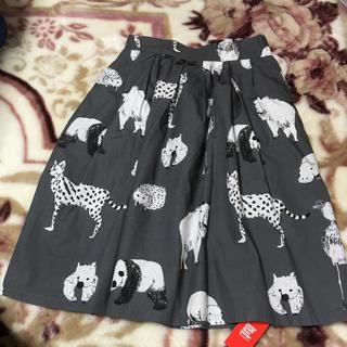 グラニフ(Graniph)のグラニフのスカート(ひざ丈スカート)