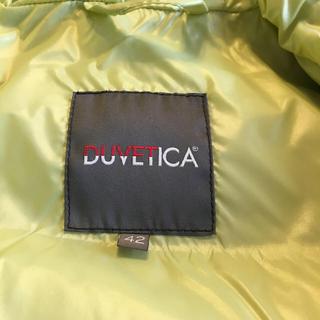 デュベティカ(DUVETICA)の美品 DUVETICA ダウン 42(ダウンジャケット)
