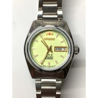 オリエント(ORIENT)のオリエント 自動巻 レディース  蓄光文字盤(腕時計)