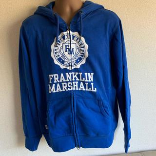 FRANKLIN&MARSHALL - 【1回着用】フランクリンマーシャル パーカー