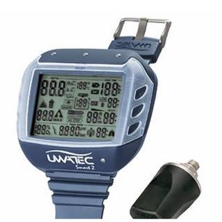 スキューバプロ(SCUBAPRO)のウワテック/Scubapro ダイビングコンピュータ トランスミッタ付き 保証(マリン/スイミング)