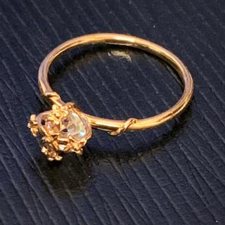 ハンキュウヒャッカテン(阪急百貨店)のデザインリング イエローゴールド(リング(指輪))