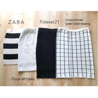 ザラ(ZARA)の【4着セット】タイトスカート ZARA ザラ United Arrows など(その他)