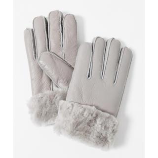 グラム(glamb)のglamb ムートングローブ Mouton glove 手袋 WHITE(手袋)