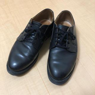 レッドウィング(REDWING)の【格安出品】レッドウィング ポストマン UK6(ローファー/革靴)