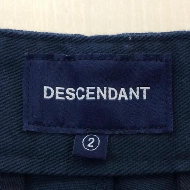 W)taps(ダブルタップス)のDESCENDANT パンツ ボトム 2 ポリエステル メンズのパンツ(チノパン)の商品写真