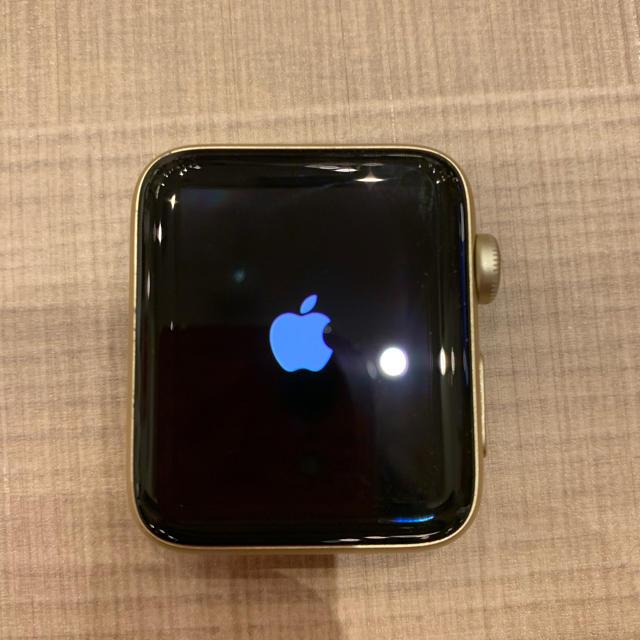 Apple Watch - Apple Watch Serise2 ゴールドの通販