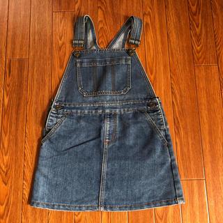 ディッキーズ(Dickies)のDickies サロペ スカート 120cm(スカート)