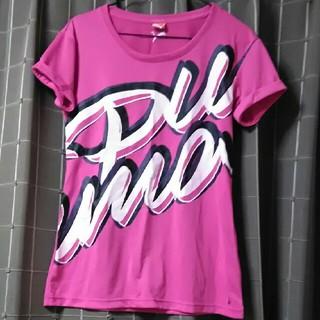 プーマ(PUMA)のプーマ  Tシャツ  L(Tシャツ(半袖/袖なし))