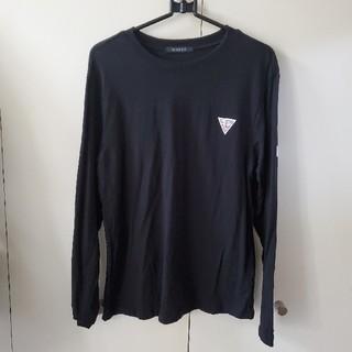 ゲス(GUESS)のロンティー(Tシャツ/カットソー(七分/長袖))