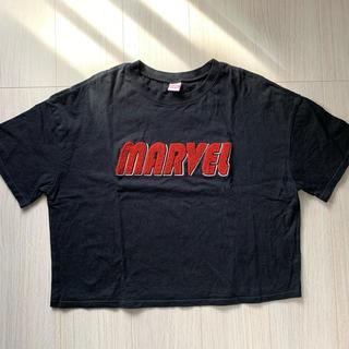 マーベル(MARVEL)のmarvel  Tシャツ ロゴ(Tシャツ(半袖/袖なし))