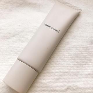ナチュラグラッセ(naturaglace)の美品 ナチュラルグラッセ メイクアップクリーム01(化粧下地)