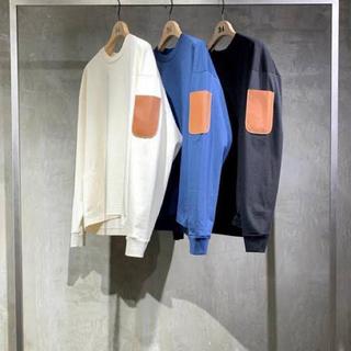 サンシー(SUNSEA)のsunsea ロングTシャツ(Tシャツ/カットソー(七分/長袖))