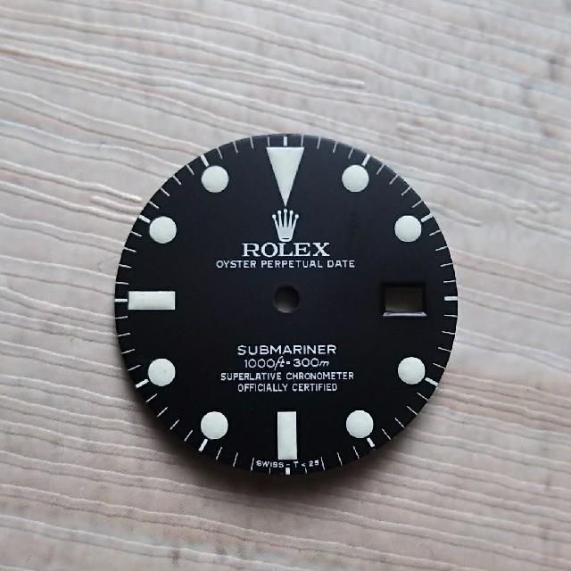 16800 縁なし 補修 リダン 文字盤 ダイヤル ベンツ針 3針 の通販