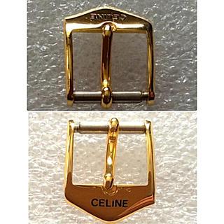 セリーヌ(celine)の美品‼️CELINE セリーヌ レディース腕時計革ベルト用 尾錠(腕時計)