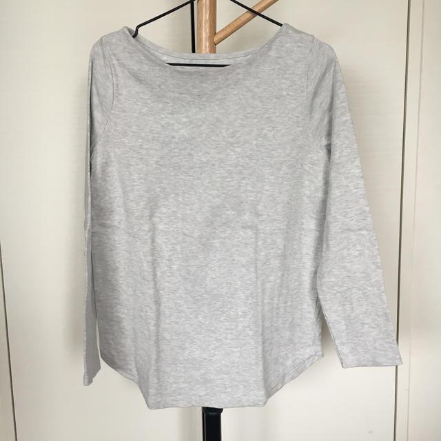 antiqua(アンティカ)の長袖Tシャツ レディースのトップス(Tシャツ(長袖/七分))の商品写真