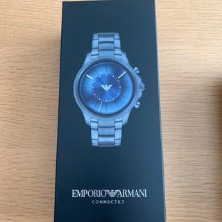エンポリオアルマーニ(Emporio Armani)のEMPORIO ARMANI スマートウォッチ(腕時計(デジタル))