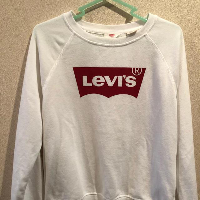 Levi's(リーバイス)のリーバイス トレーナー レディースのトップス(トレーナー/スウェット)の商品写真
