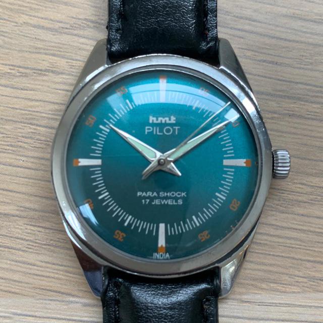 hmtヴィンテージ腕時計の通販