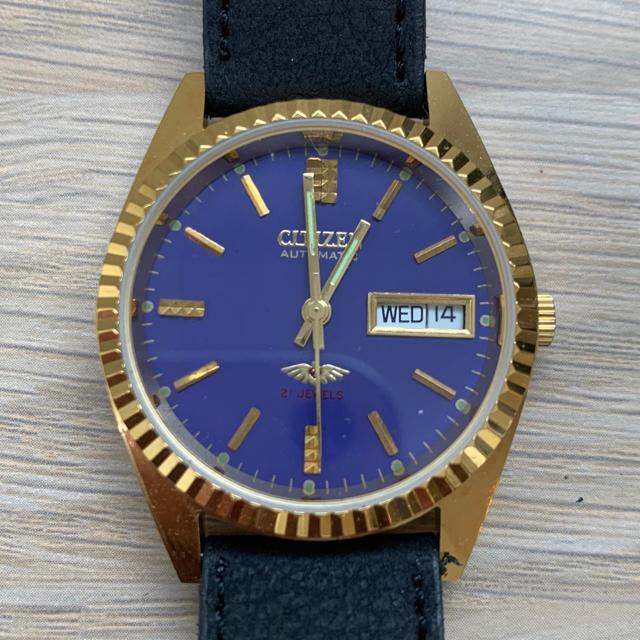 CITIZEN - CITIZENヴィンテージ腕時計の通販