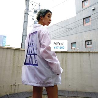 MIHARAYASUHIRO - ZOZOTOWN限定‼️ MYne バックプリント コーチJKT サイズL