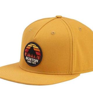 バートン(BURTON)の【新品未使用】BURTON UNDERHILL ロゴ キャップ(キャップ)