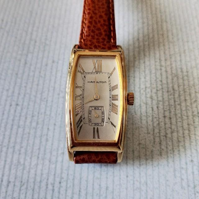 Hamilton - ハミルトン カーライル メンズ レディース 腕時計の通販